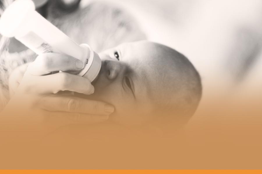 Säuglingspflege